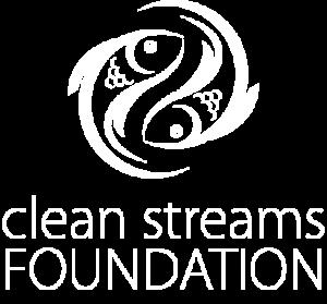 Clean Streams Foundation logo2